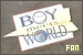 Boy Meets World: